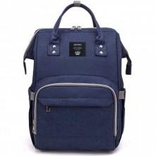 Τσάντα πλάτης μωρού QINDU μπλε