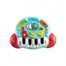 "Sophie la girafe  ""Παίζω πιάνο"""