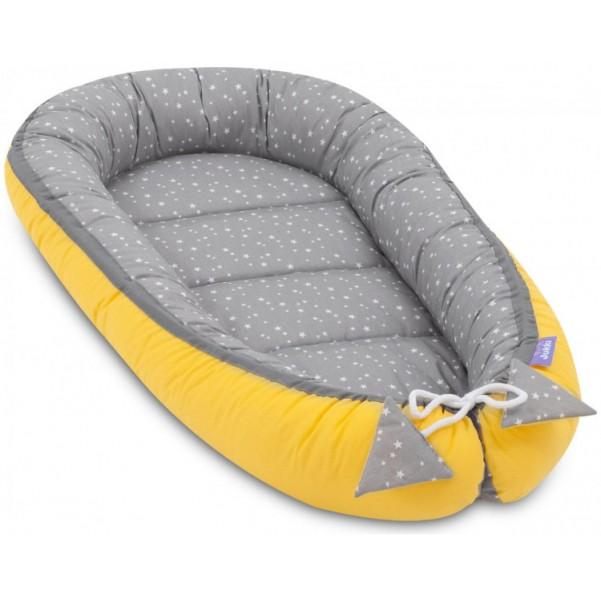 Jukki Baby Nest Cocoon - Φωλιά Για Βρέφη 2πλης όψης - Eclipse