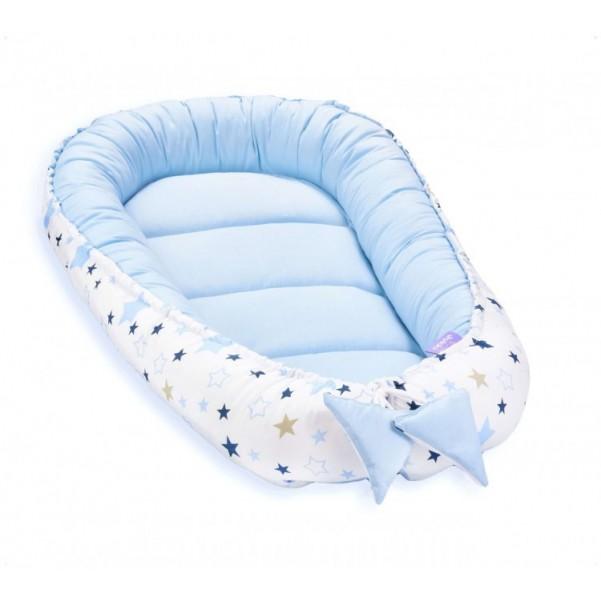 Jukki Baby Nest Cocoon - Φωλιά Για Βρέφη 2πλης όψης - Milky Way