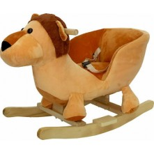 Κουνιστό παιχνίδι ξύλινο Καμήλα