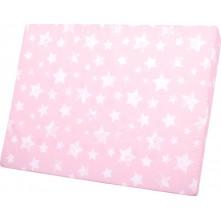 Μαξιλάρι Air Comfort Λοξό Αντιπνικτικό με Αεραγωγούς 60/45/9 Pink Stars Lorelli