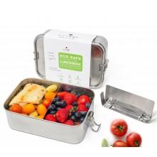 Ecozoi XLarge Lunch Box με Χώρισμα που Μετακινείται