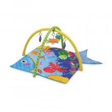 Γυμναστήριο Lorelli Playmat Ocean
