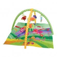 Γυμναστήριο Lorelli Playmat Fairy Tales Green