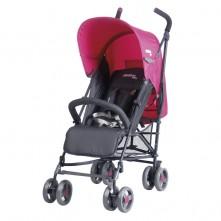 Asalvo Trotter Plus Παιδικό Καρότσι 6+ μηνών - Pink