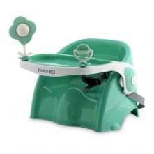 Καρεκλάκι Φαγητού Καρέκλας Nano / Green Lorelli