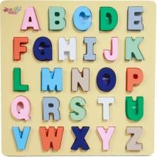 Ξύλινα γράμματα για παιδιά 3+ ετών