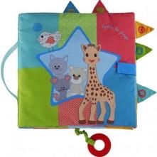 Sophie la girafe Μεγάλο βιβλίο που ξυπνά τις αισθήσεις