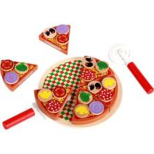 Ξύλινη πίτσα για παιδιά 3+ ετών