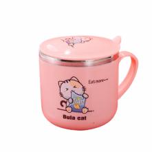 Ποτήρι ροζ 270 ml για παιδιά 6+ μηνών