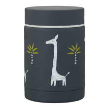 Fresk: Θερμός από ανοξείδωτο ατσάλι φαγητού 300ml - Giraf