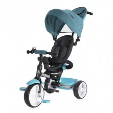 Τρίκυκλο Ποδηλατάκι Lorelli Tricycle Moovo Green Luxe Eva Wheels