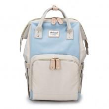 Baby's Τσάντα πλάτης μωρού γαλάζιο-μπεζ