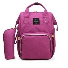 Τσάντα μωρού πλάτης Eposha μώβ