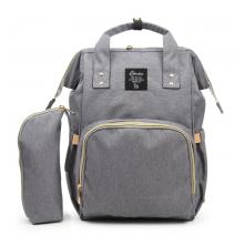 Τσάντα πλάτης μωρού Eposha γκρι