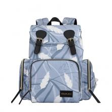 Τσάντα αλλαξιέρα μωρού Colorland σιέλ