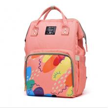 Τσάντα αλλαξιέρα Anello ροζ