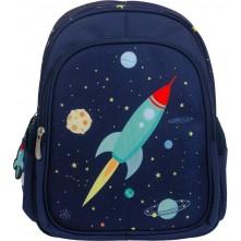 Τσάντα πλάτης με Ισοθερμική θήκη 27x32x19εκ. Space - A little lovely company