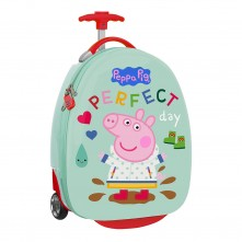 "Safta: Σχολική τσάντα Peppa Pig 16"""