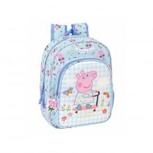 Safta: Σχολική τσάντα πλάτης Peppa Pig 34εκ