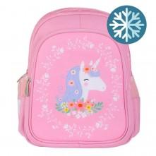 Τσάντα πλάτης με Ισοθερμική θήκη 27x32x19εκ. Unicorn - A little lovely company