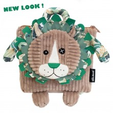 Deglingos Backpack Λιοντάρι ''JELEKROS''